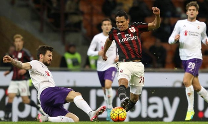 Previa para el Milán vs Fiorentina de la Serie A de Italia