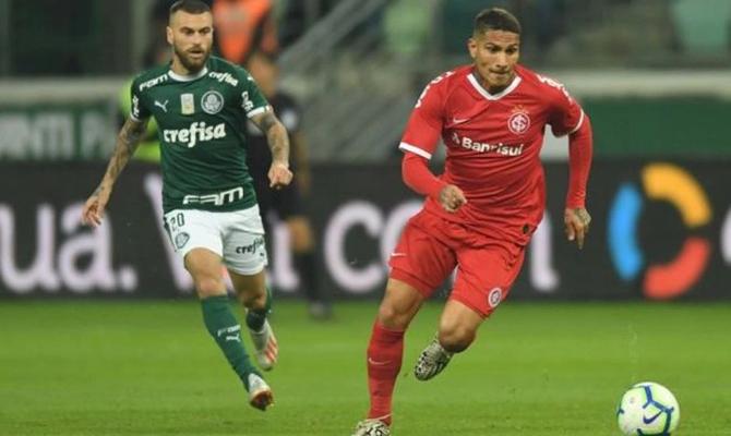 Previa para el Internacional vs Palmeiras del Brasileirao