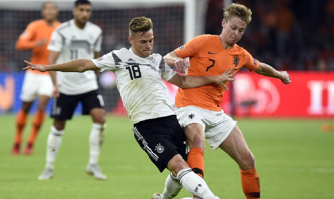 Previa para el Alemania vs Holanda de las Eliminatorias UEFA