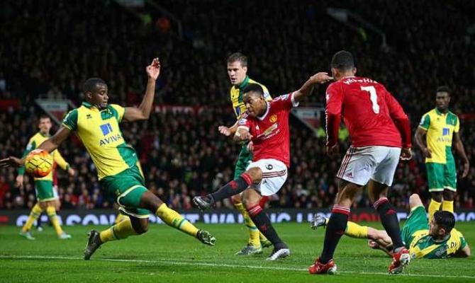 Previa para el Norwich vs Manchester United de la Premier League