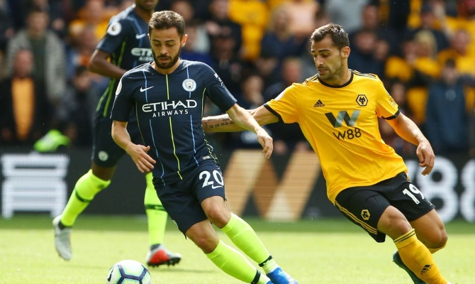 Previa para el Manchester City vs Wolverhampton de la Premier League