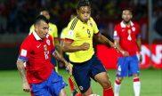 Previa para el Colombia vs Chile del Amistoso Internacional