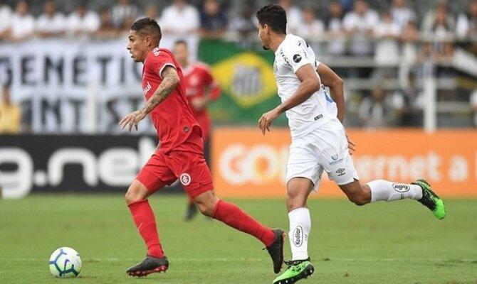 Previa para el Internacional vs Santos del Brasileirao