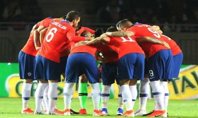 Previa para el Guinea vs Chile en Amistoso Internacional
