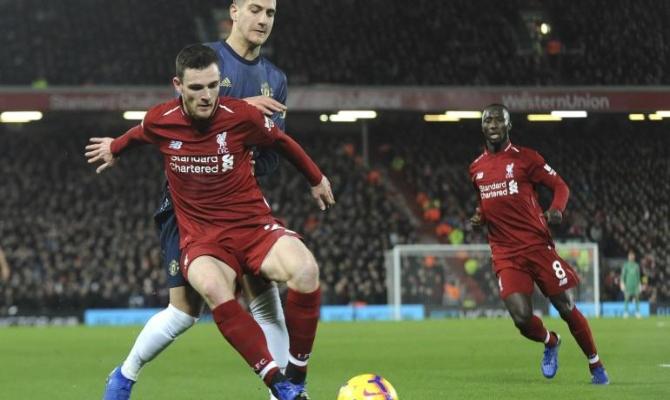 Previa para el Manchester United vs Liverpool de la Premier League