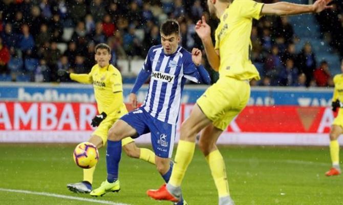 Previa para el Villarreal vs Alavés de la Liga Santander