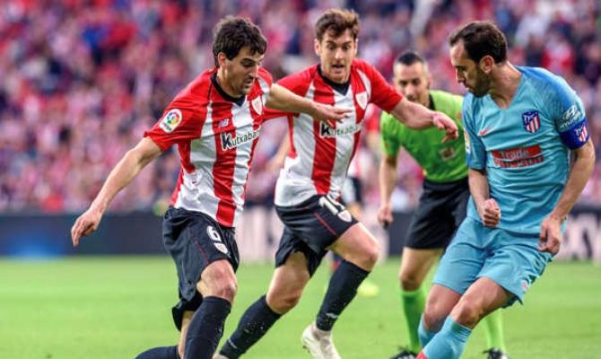 Previa para el Atlético de Madrid vs Athletic Bilbao de la Liga Santander