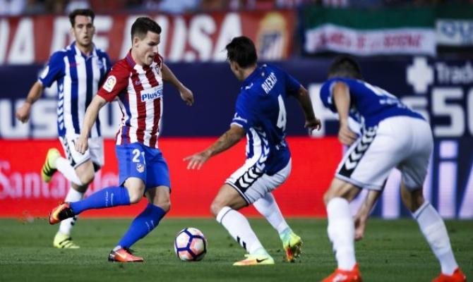 Previa para el Alavés vs Atlético de Madrid de la Liga Santander