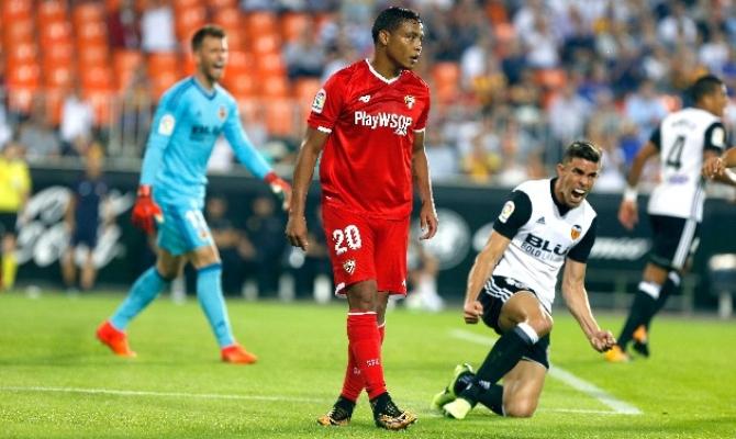 Previa para el Valencia vs Sevilla de la Liga Santander