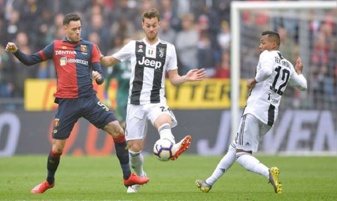 Previa para el Juventus vs Genoa de la Serie A de Italia