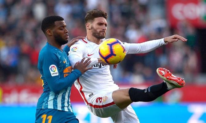 Previa para el Sevilla vs Atlético de Madrid de la Liga Santander
