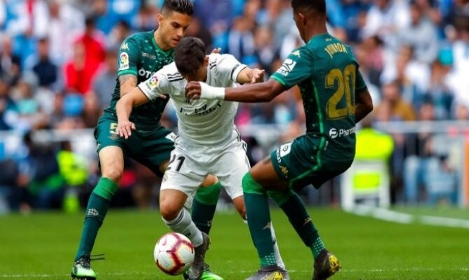 Previa para el Real Madrid vs Real Betis de la Liga Santander