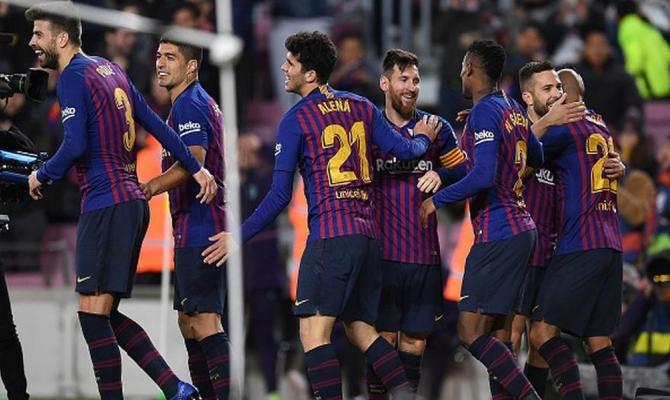 Previa para el Barcelona vs Sevilla de la Liga Santander