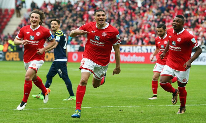 Mainz recibe al Union Berlin