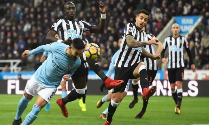 Previa para el Newcastle vs Manchester City de la Premier League
