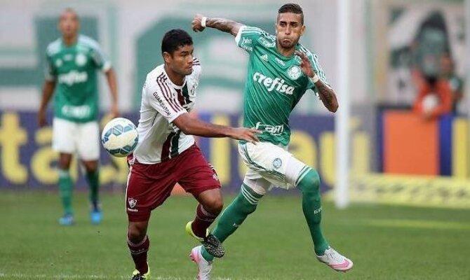 Previa para el Fluminense vs Palmeiras del Brasileirao