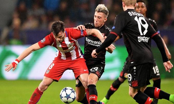 Previa para el Bayer Leverkusen vs Atlético de Madrid de la UEFA Champions League