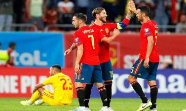 Previa para el España vs Rumania de las Eliminatorias de la EURO