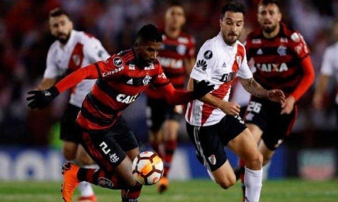 Previa para el Flamengo vs River Plate de la Copa Libertadores