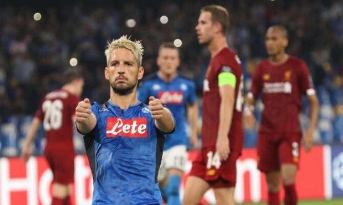 Previa para el Liverpool vs Napoli de la UEFA Champions League