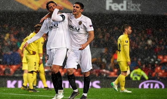 Previa para el Valencia vs Villarreal de la Liga Santander