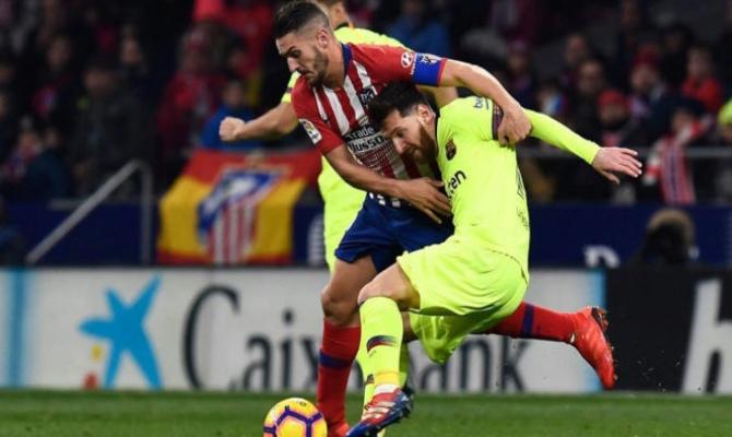 Previa para el Atlético de Madrid vs Barcelona de la Liga Santander