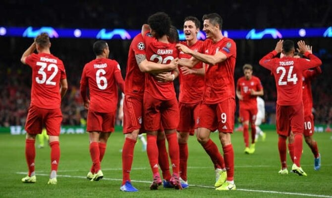 Previa para el Bayern Munich vs Tottenham de la UEFA Champions League