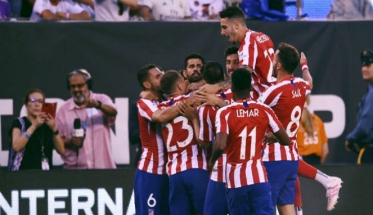 Previa para el Atlético de Madrid vs Osasuna de la Liga Santander