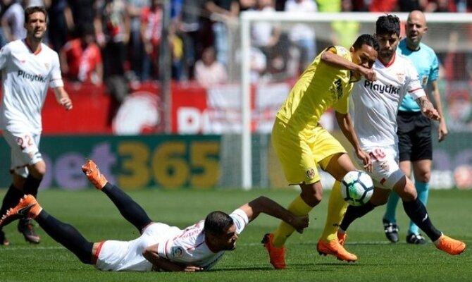 Previa para el Sevilla vs Villarreal de la Liga Santander