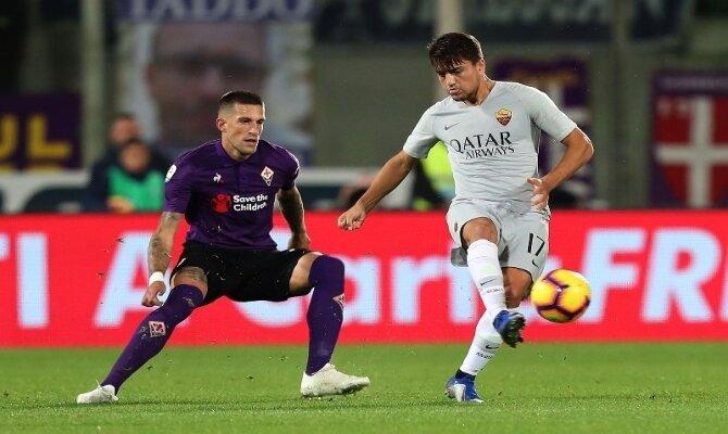 Previa para el Fiorentina vs Roma de la Serie A de Italia