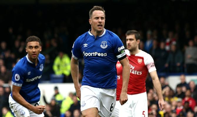 Previa para el Everton vs Arsenal de la Premier League