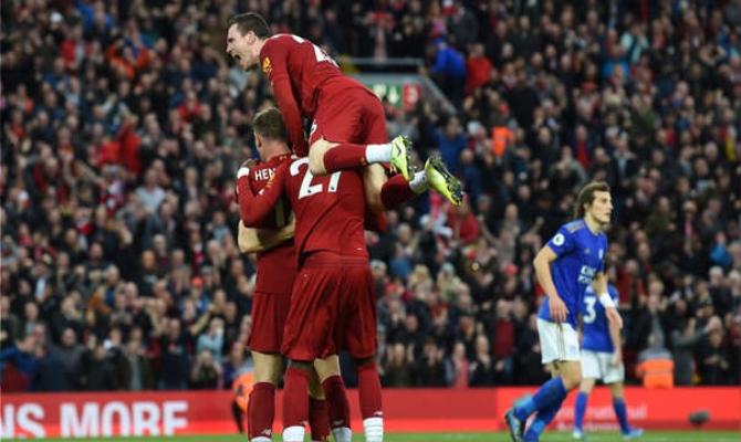 Previa para el Leicester vs Liverpool de la Premier League