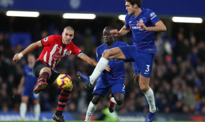 Previa para el Chelsea vs Southampton de la Premier League