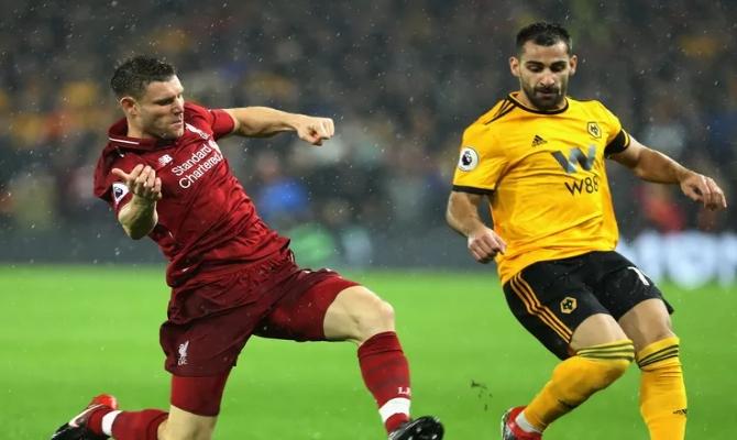 Previa para el Liverpool vs Wolverhampton de la Premier League