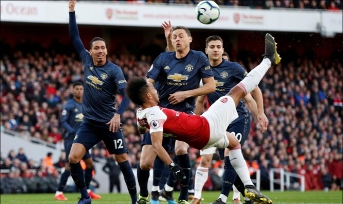 Previa para el Arsenal vs Manchester United de la Premier League