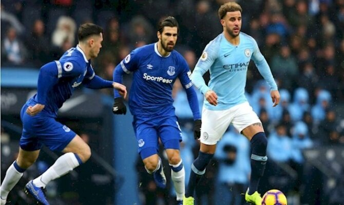 Previa para e lManchester City vs Everton de la Premier League