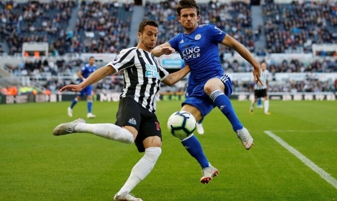 Previa para el Newcastle vs Leicester de la Premier League