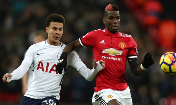 Previa para el Manchester United vs Tottenham de la Premier League