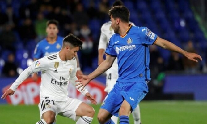 Previa para el Getafe vs Real Madrid de la Liga Santander