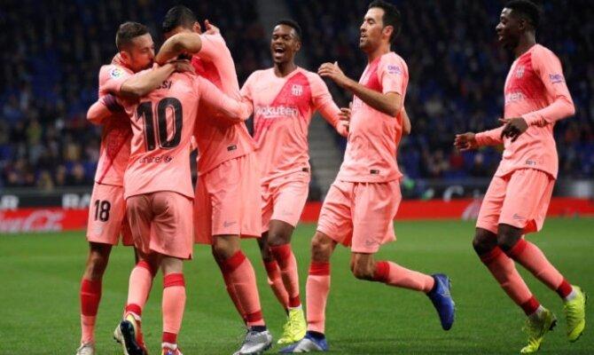 Previa para el Espanyol vs Barcelona de la Liga Santander