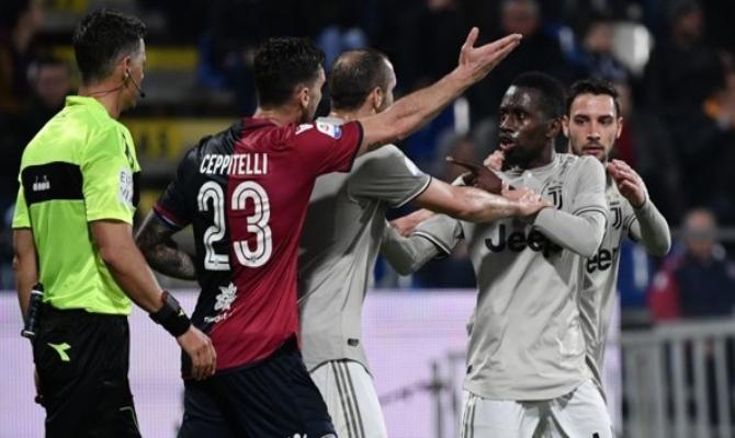 Previa para el Juventus vs Cagliari de la Serie A de Italia