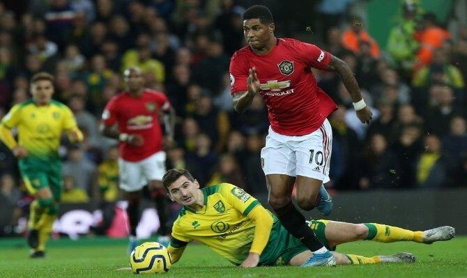 Previa para el Manchester United vs Norwich City de la Premier League