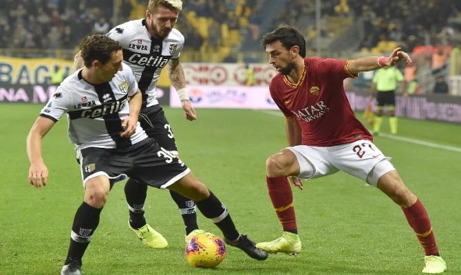 Previa para el Parma vs Roma de la Coppa Italia