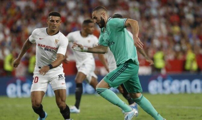 Previa para el Real Madrid vs Sevilla de la Liga Santander
