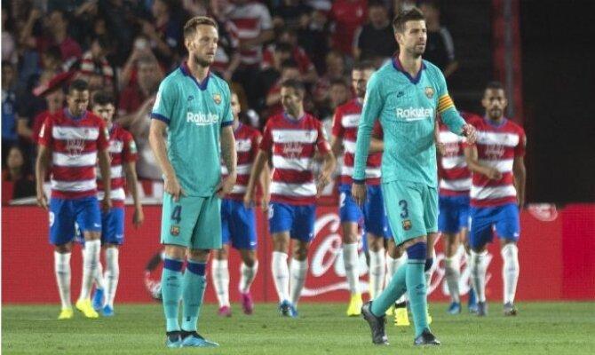 Previa para el Barcelona vs Granada de la Liga Santander