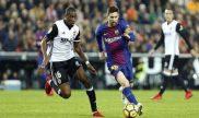 Previa para el Valencia vs Barcelona de la Liga Santander