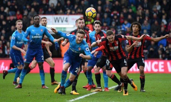 Previa para el Bournemouth vs Arsenal de la FA Cup