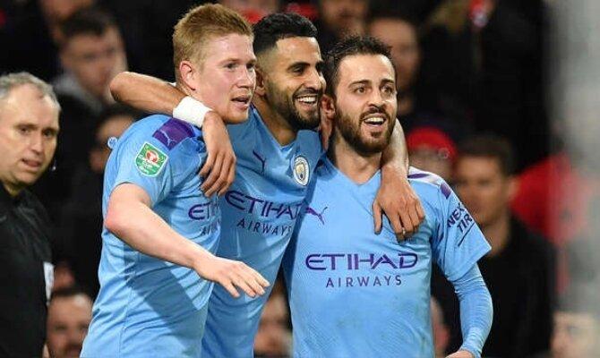 Previa para el Manchester City vs Manchester United de la Carabao Cup