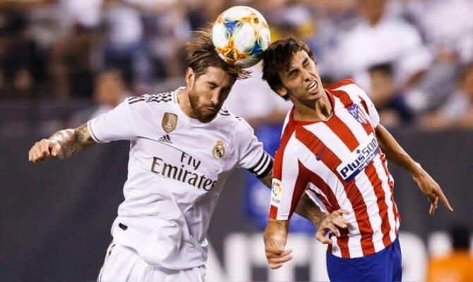 Previa para el Real Madrid vs Atlético de Madrid de la Liga Santander