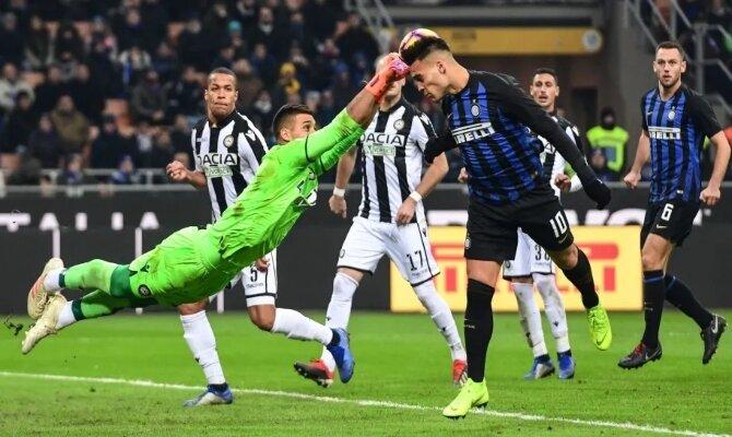 Previa para el Udinese vs Inter de Milán de la Serie A de Italia